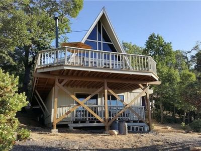 Photo for Breath Taking Lake View Cabin