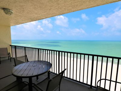Photo for Newly Remodeled!!!!  Beachfront Condo