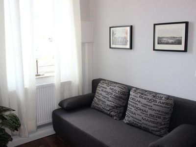 Photo for MODERN apartment near train station and center