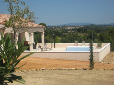 Photo for Holiday house rental with pool-Gard-South of France