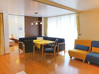 Photo for Apartment Appartmenthaus Skyline 309  in St. Moritz, Engadine - 4 persons, 1 bedroom