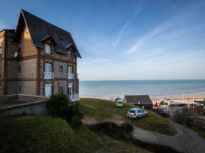 Photo for Apartment with exceptional sea views