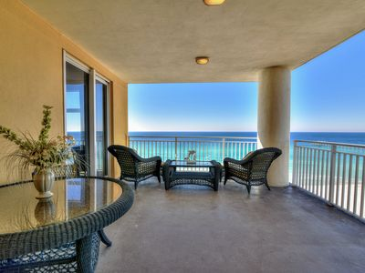 Photo for BI-LEVEL POOL**PANORAMIC VIEWS**GAS GRILLS**NO RESORT FEES!**Sleeps 10 or 12**