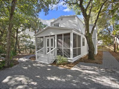 Photo for New Listing! Renovated 4 BR w/ Private Pool - Short Walk to Seaside!