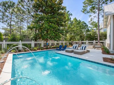 Photo for Private Pool! Executive Access Home! Golf Cart! Crossing District!