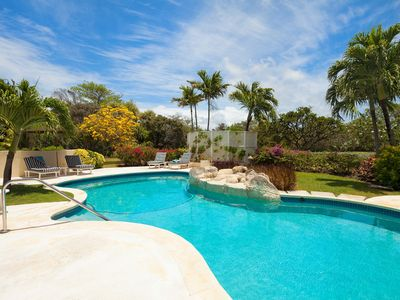 Photo for Hunter Cottage - luxury villa with pool. Car rental included in Summer/Fall Rate