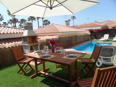 Photo for BEAUTIFUL VILLA 273 WITH PRIVATE POOL AND CAR INCLUDED !!