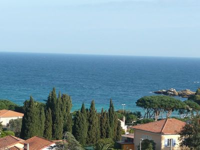 Photo for VERY NICE 2 ROOMS CLIMATE. SEA VIEW.