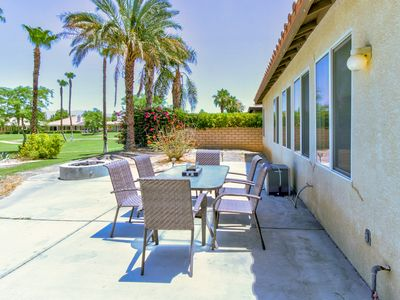 Photo for NEW LISTING! Country club home w/shared pool near Coachella festival