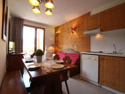 Photo for 1BR Apartment Vacation Rental in Pelvoux