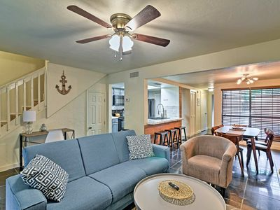 Photo for Updated Gainesville Condo w/ Pool, ~3 Miles to UF!
