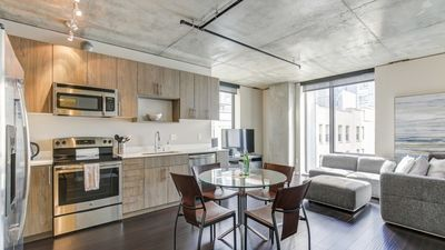 Photo for Upscale 2BD space yet personal and contemporary