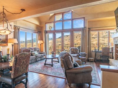 Photo for Beautiful Ski in - Ski out Townhome near Core of Mountain Village