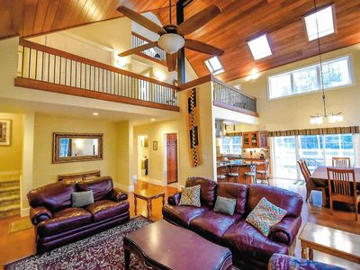 Photo for Beautiful New Ski Home near The Hermitage and Mt Snow