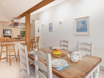 Photo for Latitude Attitude is a Spacious Cottage To Sleep Up To 6 Guests With Courtyard