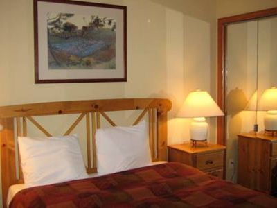 Photo for Whistler Village 1BR Condo, short walk to lift, Hot Tub, Pool, Free Parking,