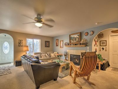 Photo for NEW! Private Woodland Park Home Mins to Pikes Peak/CHARIS