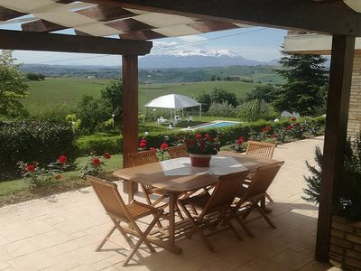 Photo for Luxury Countryhouse with pool -  sleeps 13 to 22 person