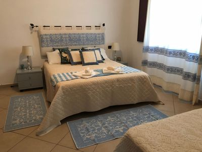 Photo for Lovingly Decorated Holiday Apartment in Central Location with Wi-Fi, Air Conditioning and Terrace