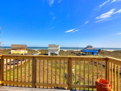 Photo for Moon Doggie: Boardwalk to Beach, Close to Town, AMAZING Gulf Views
