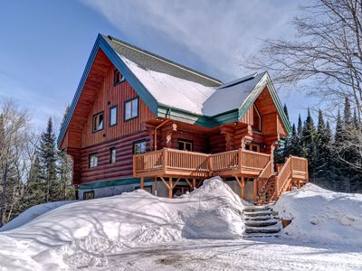 Photo for Location Tremblant Chalet Bois Rond