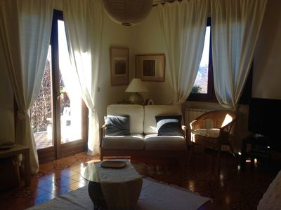 Photo for Holiday home between mountains and Lake Iseo. Ideal for groups of friends and families