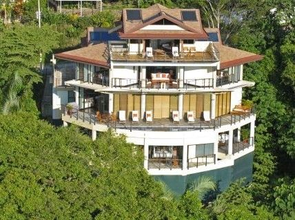 Stunning costa rica top rated luxury homeaway manuel for Costa rica house rental with chef