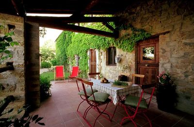 Photo for Holiday apartment Barberino Val d'Elsa for 1 - 4 persons - Holiday apartment