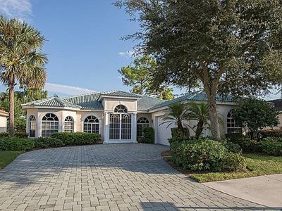 Photo for Fabulous 3-Bedroom/Den Canal-View Villa In Naples, Florida