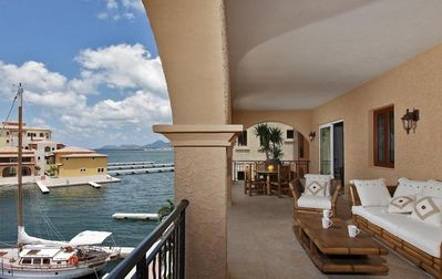 PORTO BLUE... 3 BR condo at Porto Cupecoy marina, shops, restaurants all there!