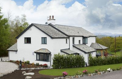 Photo for Situated opposite the Windermere Golf Club, Cleabarrow Cottage is a substantial holiday home for 12