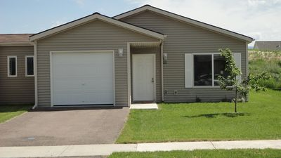 Photo for Cute Newer 3bd 2 BA Townhouse in Kalispell Convenient Location
