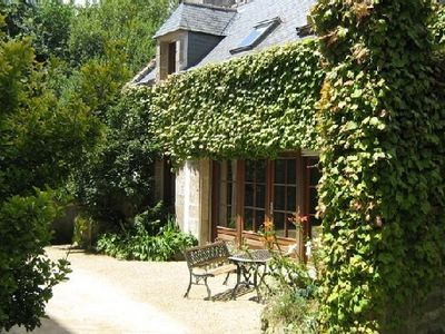 Photo for Charming cottage near Audierne - Finistere