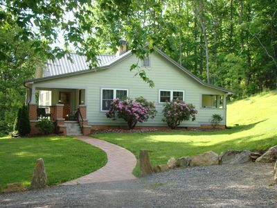 Photo for Long Branch Guest Cottage In Madison County, NC