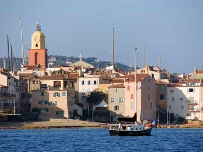 Photo for 2BR Apartment Vacation Rental in Saint Tropez, France