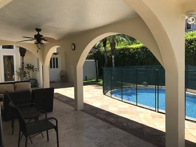 Photo for Spacious Home In Kahala That's Centrally Located w/ AC, Pool, Lanai 5BR/4Bath