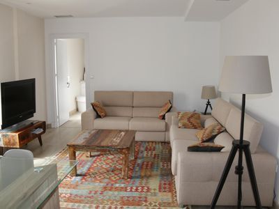 Photo for City center with wifi, terrace & garage with fee