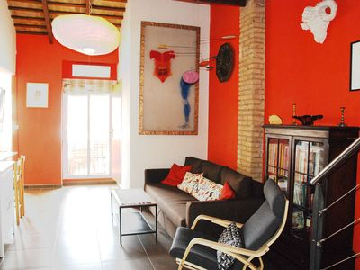 Photo for Second floor apartment near the Turia River Park