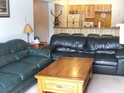 Photo for Perfect for one family, two families or teams!! Great price-lots of amenities!