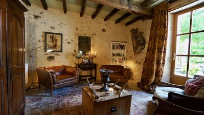 Photo for Gorgeous Medieval Village House with Luxury Amenities