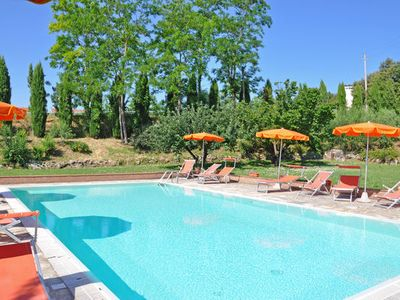 Photo for 1BR Apartment Vacation Rental in San Gimignano