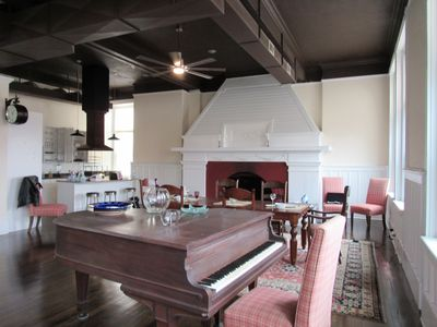 Photo for Historic  Down-Town New Bedford,  Luxury loft,  5  star Premier Property Partner