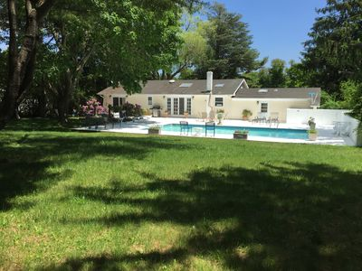 Photo for GREAT LOCATION, CLOSE TO SHOPS AND RESTAURANTS AND BEACH, VERY PRIVATE SETTING
