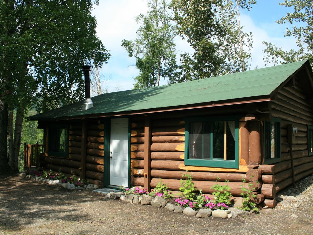 cabins rentals and breakfast alaska hatcher img pass bread authentic alaskan cabin log sourdough isnt at bed news