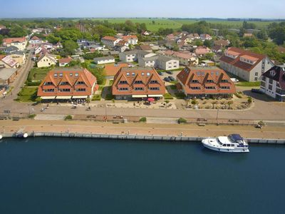 Photo for HHW05 - apartment directly at the marina, balcony and sea view - harbor houses Wiek