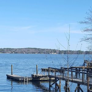 Photo for Spacious Lakefront Getaway w/ Private Dock w/Boat Launch...  *WIFI*