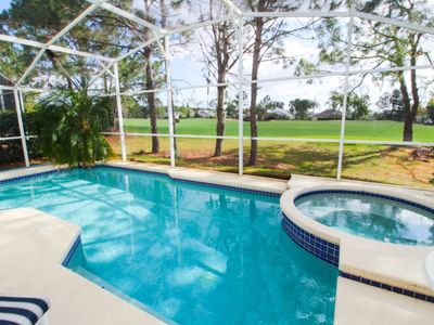Photo for Close to Disney - On Golf Course - South Facing Private Pool