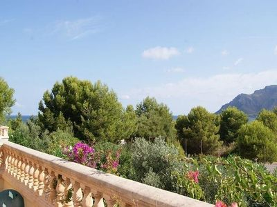 Photo for Family-friendly house with tennis, pool, sea, mountains, nature reserve, WiFi