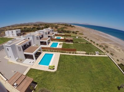 Rhodes Beachfront Villas