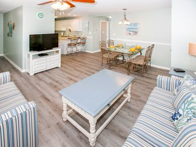 Photo for 2BR, 2BA Beautiful Three C's Condo Near Gulf Shores Beaches , Pool  Access